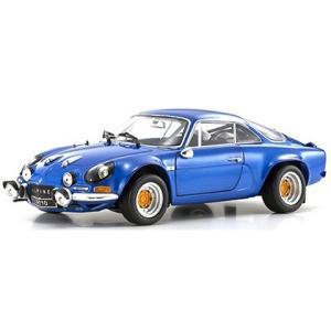 ルノー アルピーヌ A110 1973 ブルーM (1/18 京商KS08485BL)|v-toys