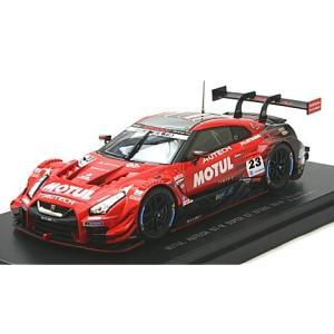 モチュール オーテック GT-R スーパーGT500 No23 (1/43 エブロ45623)|v-toys