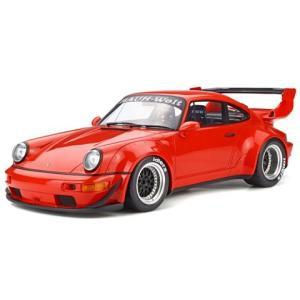 RWB 964 レッド (1/12 GTスピリット GTS024KJ)|v-toys