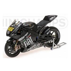 ヤマハ YZR-M1 2009 バレンティーノ・ロッシ ヘレステスト 2008 (1/12 ミニチャンプス122093946) v-toys