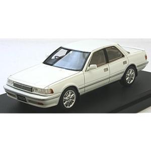 トヨタ クレスタ 2.5 GT ツインターボ スーパーホワイトIV (1/43 マーク43 PM4393W)|v-toys