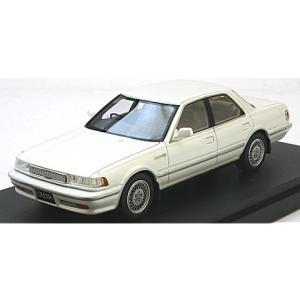 トヨタ クレスタ 3.0 スーパールーセント G ホワイトパールマイカ (1/43 マーク43 PM4393GPW)|v-toys