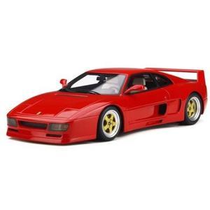 ケーニッヒ F48 レッド (1/18 GTスピリット GTS221)|v-toys