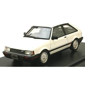 マツダ ファミリア ターボ 1500 XG 1983 フォーミュラホワイト (1/43 ハイストーリーHS214WH)|v-toys