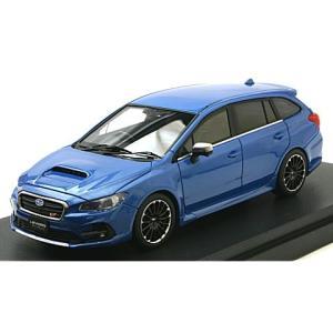 スバル レヴォーグ STI スポーツアイサイト (D型) WRブルーパール (1/43 マーク43 PM43114BL)|v-toys