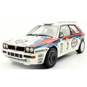 ランチア デルタ インテグラーレ 1992 ツールドコルス No3 D.オリオール (1/18 トップマーケスTOP066H)|v-toys