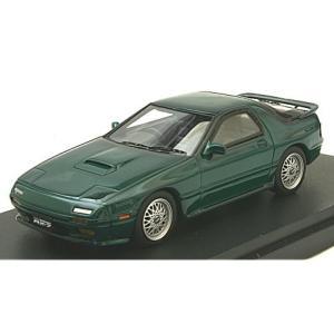 マツダ RX-7 (FC3S) ウイニングリミテッド ジェイドグリーン (1/43 マーク43 PM43101WG)|v-toys