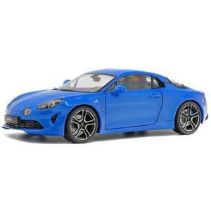 アルピーヌ A110 プレミアエディション ブルー (1/18 ソリドS1801601)|v-toys