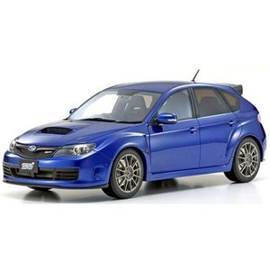STI R205 ブルー (OttO Mobile Kyosho Exclusive) (1/18 オットーモビルOTM723)|v-toys