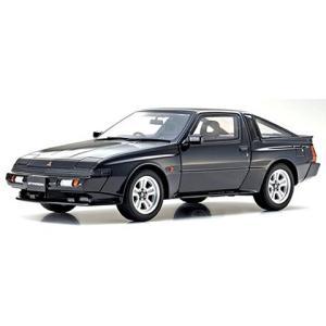 ミツビシ スタリオン GSR-VR ブラック (1/18 京商KSR18034BK)|v-toys