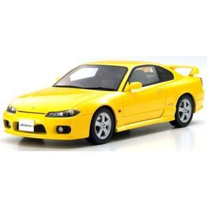 ニッサン シルビア スペックR (S15) イエロー 香港エクスクルーシブモデル (1/18 オットーモビルOTM005RT)|v-toys