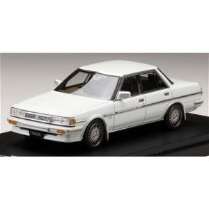 トヨタ クレスタ GT スーパールーセント TWINCAM 24 Exceed (GX71) スーパーホワイトII (1/43 マーク43 PM43109LEW)|v-toys