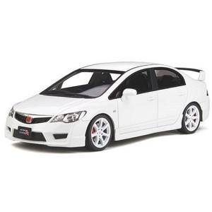 ホンダ シビック タイプR (FD2) ホワイト (1/18 オットーモビルOTM304)|v-toys