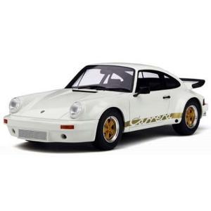 ポルシェ 911 3.0 RS ホワイト (1/18 GTスピリットGTS223)|v-toys