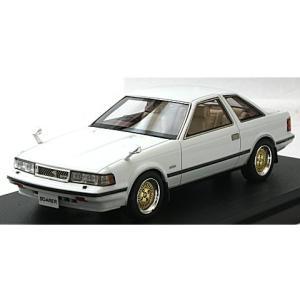 トヨタ ソアラ 2800GT-Extra カスタムバージョン スーパーホワイト (1/43 マーク43 PM4395CW)|v-toys