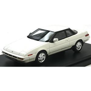 スバル アルシオーネ 2.7VX 1987 パールホワイトマイカ (1/43 ハイストーリーHS236WH)|v-toys