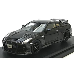 ニッサン GT-R アンバサダー就任記念モデル 2019 ミッドナイトオパール (1/43 ハイストーリーHS235PP)|v-toys