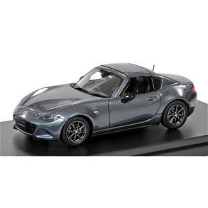 マツダ ロードスター RF RS 2020 ポリメタルグレーM (1/43 ハイストーリーHS255PG)|v-toys