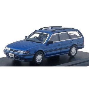マツダ カペラ カーゴ GL-X 1989 ハーバーブルーM (1/43 ハイストーリーHS272BL)|v-toys