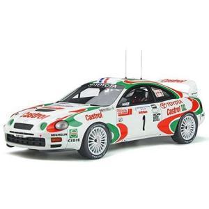 トヨタ セリカ GT Four ST205 No1 ツール・ド・コルス 1995 (カストロール) (1/18 オットーモビルOTM302) v-toys