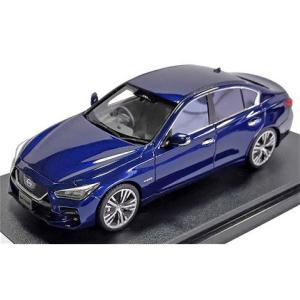 ニッサン スカイライン GT Type SP 2020 ディープオーシャンブルー (1/43 ハイストーリーHS325BL) v-toys