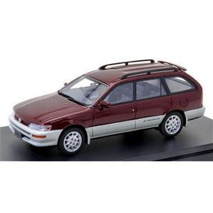 トヨタ カローラ ワゴン G-TOURING 1995 アップルグロートーニングII (1/43 ハイストーリーHS308RE)|v-toys