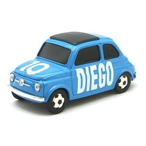 フィアット 500 BRUMS DIEGO No10 (1/43 ブルムBR066) v-toys