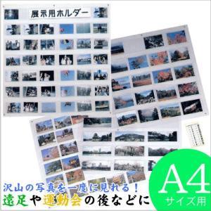 フォトアルバム 展示用ホルダーA4サイズ用 A210-000|v-vanjoh