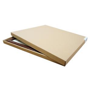A4 写真立て・壁掛けフォトフレーム・額縁 木製 VMブラウンフレーム マット1枚付き(A4サイズ対応) v-vanjoh 04