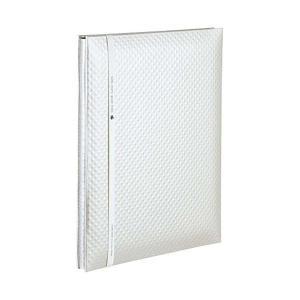フォトアルバム セキセイ フリーアルバム ハーパーハウス A4 黒台紙 パールホワイト XP-2501-75|v-vanjoh