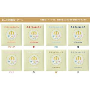 出産祝い 刺繍名入れ加工込み ナカバヤシ フエルアルバム トイモービル ア-LB-300 v-vanjoh 06