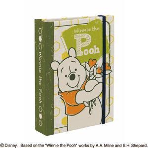 チェキ・カード 20枚収納 ポケットアルバム ナカバヤシ ディズニー チェキポケットアルバム 20枚収納 ア-CK-103 くまのプーさん v-vanjoh