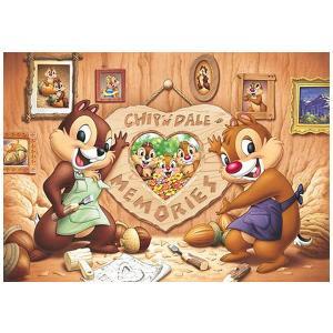 ディズニー 写真が飾れるジグソー 200ピース 想い出づくり D-200-997