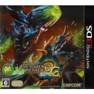 モンスターハンター3(トライ)G/3DS...