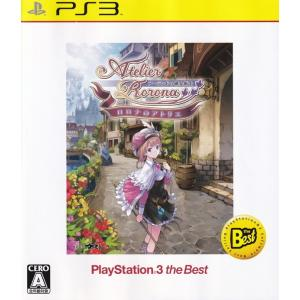 ロロナのアトリエ 〜アーランドの錬金術士〜(PlayStation 3 the Best)/PS3/BLJM-55018/A 全年齢対象 中古|vaboo