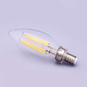 LED 水雷型 シャンデリア 電球 ランプ フィラメント  LED照明  E12 オリエンタル|vacationclub