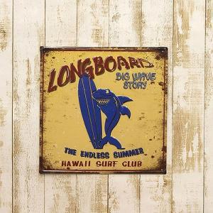 ハワイアン リゾート サーフィン 看板 壁掛け サーフボード アンティーク ボード アイアン サインボード レストラン アメリカン カフェ|vacationclub