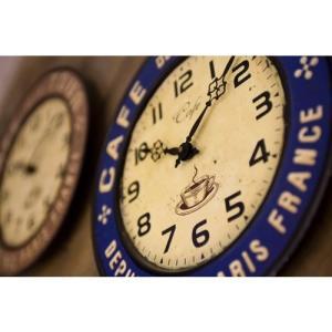 レジェクション カフェ クロック ツアー 壁掛け 時計 オールディーズ ウォールクロック ホール用品 vacationclub