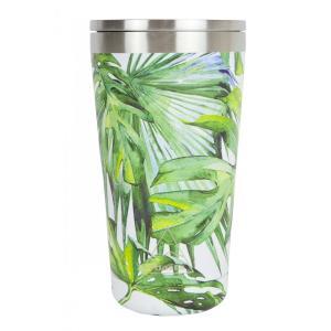 ハワイアン タンブラー シャスタ shasta 450ml フラワー真空断熱 ボトル おしゃれ アメリカン 食器 vacationclub