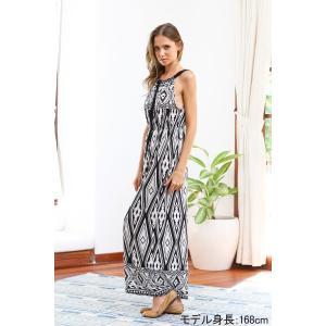 ハワイアンドレス バックリボン ドレス PUKANA ロングワンピ ワンピース フラ 衣装 ハワイアン|vacationclub