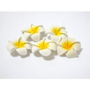 プルメリア 造花 小 10P フローティングフラワー ハワイアン 置物|vacationclub