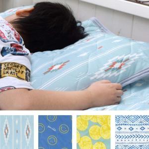 接触冷感 指数 q-max0.45 冷感枕 ピロー 枕カバー おしゃれ 西海岸 リゾート vacationclub