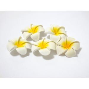 プルメリア 造花 小 20P フローティングフラワー ハワイアン 置物|vacationclub