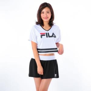 【SALE】【FILA(フィラ)】レディース水着セパレート水着 Tシャツ パンツ 4点セット