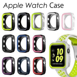 商品素材: 軽くて柔らかく優れた品質のシリコンカバー  適用機種:Apple Watch ・Appl...