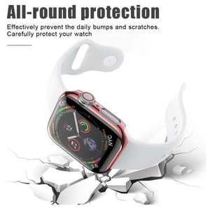 Apple Watch アップルウォッチ カバー  画面と本体の保護ケース  アップルウォッチ保護カ...