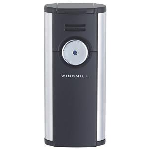 WINDMILL (ウィンドミル) ガス ライター カタナ 3 フラット フレーム 葉巻用 W15シリーズ|value-club
