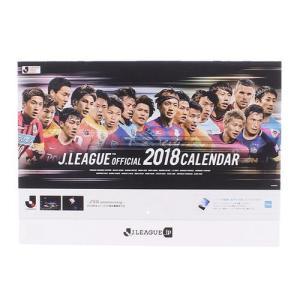 Jリーグ 2018年 オフィシャルカレンダー サッカー Jリーグ 壁掛けタイプ value-club