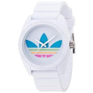 アディダス adidas 腕時計 SANTIAGO 全2種 ホワイト ブルー 正規輸入品 超人気商品 value-club