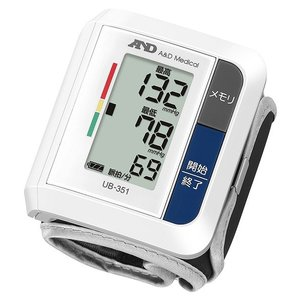 A&D 手首式血圧計 UB-351 手首式 血圧計 大人気商品です プレゼントにも最適|value-club